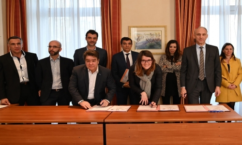 SAINT-MICHEL-SUR-ORGE : SIGNATURE DE L'AVENANT A LA CONVENTION «ACTION CŒUR DE VILLE»